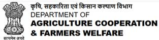 Department of Agriculture, Cooperation & Farmers Welfare logo