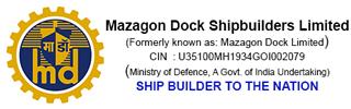 Mazagon Dock Shipbuilders Limited logo