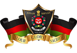 Assam Rifle logo