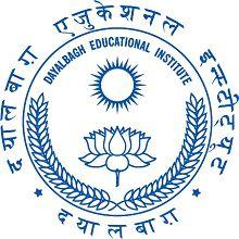 Dayalbagh Educational Institute logo