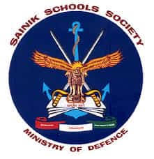 Sainik School logo