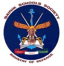 Sainik School logo